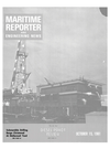 Logo of October 15, 1981 - Maritime Reporter and Engineering News