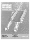 Logo of March 1983 - Maritime Reporter and Engineering News