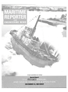 Logo of December 15, 1983 - Maritime Reporter and Engineering News