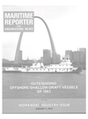 Logo of January 1984 - Maritime Reporter and Engineering News