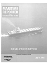 Logo of July 1984 - Maritime Reporter and Engineering News