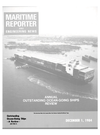 Logo of December 1984 - Maritime Reporter and Engineering News