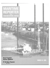Logo of March 15, 1985 - Maritime Reporter and Engineering News