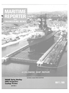 Logo of May 1985 - Maritime Reporter and Engineering News