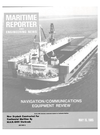 Logo of May 15, 1985 - Maritime Reporter and Engineering News