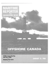 Logo of January 15, 1986 - Maritime Reporter and Engineering News