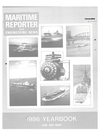 Logo of June 1986 - Maritime Reporter and Engineering News
