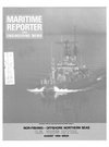 Logo of August 1986 - Maritime Reporter and Engineering News