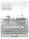 Logo of October 1988 - Maritime Reporter and Engineering News