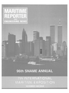 Logo of November 1988 - Maritime Reporter and Engineering News