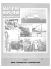 Logo of May 1990 - Maritime Reporter and Engineering News
