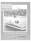 Logo of July 1990 - Maritime Reporter and Engineering News
