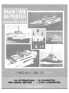 Logo of August 1990 - Maritime Reporter and Engineering News