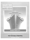 Logo of September 1990 - Maritime Reporter and Engineering News