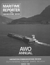 Logo of March 1992 - Maritime Reporter and Engineering News
