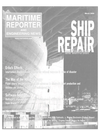 Logo of March 2000 - Maritime Reporter and Engineering News