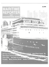 Logo of July 2000 - Maritime Reporter and Engineering News