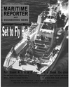 Logo of January 2001 - Maritime Reporter and Engineering News