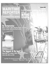 Logo of February 2001 - Maritime Reporter and Engineering News