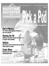 Logo of July 2001 - Maritime Reporter and Engineering News