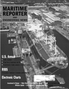 Logo of August 2001 - Maritime Reporter and Engineering News