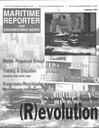 Logo of September 2001 - Maritime Reporter and Engineering News