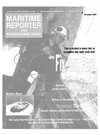 Logo of November 2001 - Maritime Reporter and Engineering News