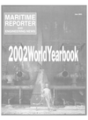 Logo of June 2002 - Maritime Reporter and Engineering News