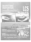 Logo of August 2003 - Maritime Reporter and Engineering News