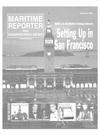 Logo of September 2003 - Maritime Reporter and Engineering News