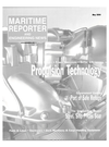 Logo of May 2004 - Maritime Reporter and Engineering News