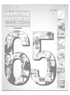 Logo of August 2004 - Maritime Reporter and Engineering News
