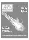 Logo of December 2004 - Maritime Reporter and Engineering News