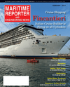 Logo of February 2013 - Maritime Reporter and Engineering News