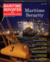 Logo of July 2013 - Maritime Reporter and Engineering News