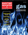 Logo of July 2014 - Maritime Reporter and Engineering News