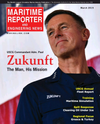 Logo of March 2015 - Maritime Reporter and Engineering News