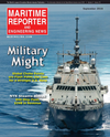Logo of September 2016 - Maritime Reporter and Engineering News
