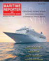 Logo of February 2017 - Maritime Reporter and Engineering News