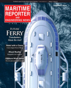 Logo of February 2019 - Maritime Reporter and Engineering News