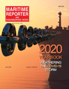 Logo of June 2020 - Maritime Reporter and Engineering News