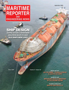 Logo of September 2020 - Maritime Reporter and Engineering News