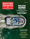 Logo of November 2020 - Maritime Reporter and Engineering News