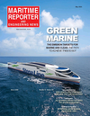 Logo of May 2021 - Maritime Reporter and Engineering News