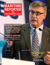 Logo of September 2021 - Maritime Reporter and Engineering News