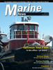 Marine News Magazine Cover Mar 2014 - Fleet & Vessel Optimization