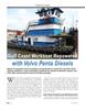 Marine News Magazine, page 36,  Mar 2014 Workboat Sector Ron Huibers