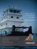 Marine News Magazine, page 4th Cover,  May 2018