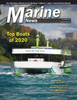 Marine News Magazine Cover Dec 2020 - Innovative Boats & Products