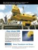 Marine Technology Magazine, page 16,  Mar 2006 multibeam sonar systems